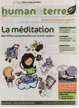 illustration-couverture magasine ecoresponsable picopico-illustrateur graphiste freelance grésivaudan 38