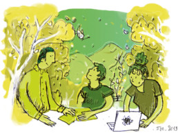 gresiwork-innover illustration picopico freelance illustrateur en isère